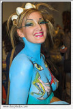 Israeli Body art competition 2006