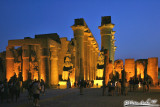 Egypt Day 3 Luxor at Night