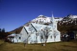 Church in Seyðisfjörður