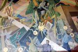 Mural, Purdue University, IN