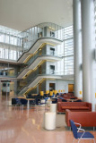 Inside the building, Smeal, Penn State University