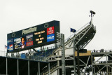 Scoreboard at Beaver Stadium, Penn State University