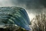 Green water, Niagara Falls State Park