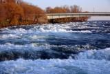 Niagara river, Niagara Falls State Park