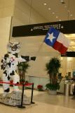 The center for NASA, Houston