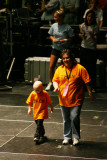 Thon child, Penn State University