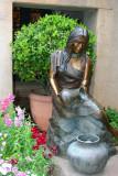 Art in the village, Sedona, AZ