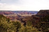 View from Bright Angel Trail, Grand Canyon National Park