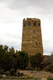 The tower at Desert view, Grand Canyon National Park