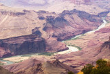 Meandering Colorado River, Grand Canyon National Park