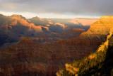 Shadows do their part, Grand Canyon National Park