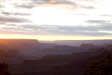 Can you see the last folds of the day?, Grand Canyon National Park