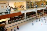 Galleria mall ice rink, Houston