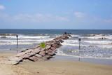 Ramp to the sea, Galveston, TX