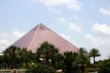 Discovery pyramid, Moody Gardens, Galveston, TX
