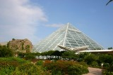 Rainforest pyramid, Moody Gardens, Galveston, TX