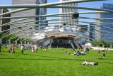 Jay Pritzker Pavilion sound system, Chicago