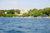 Mansion by the lake, Geneva Lake