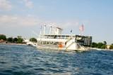 Cruising on the lake, Geneva Lake