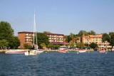 Tourist complex, Geneva Lake
