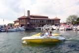 Ready to speed up, Geneva Lake