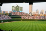 Wrigley Field from the stands, Chicago Sports