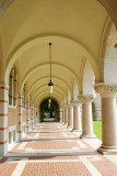 Arches in Rice University, Houston