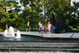 Kids and water, Houston