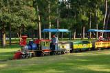 Toy Train, Hermann Park, Houston