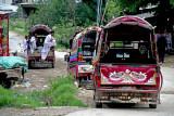 Suzukis plying in Sarsawa