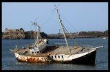 Praia harbour - Santiago Cap Verde 2004