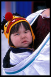 Inuit child - Churchill Canada 2000
