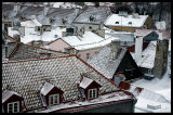 Tallinn Old Town - Estonia november 2006