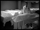 The Diener in Växjö Hospital mortuary - Sweden 2003