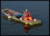Fisherman in Praha - Czech Republic 2005