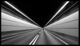 Tunnel under Oresund (sound between Denmark & Sweden) 2005