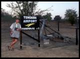 Still waiting at Tendaba Airport ?? - The Gambia 2001