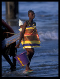 Mother & Child - Fishermens beach Bakau
