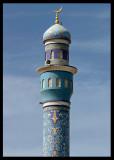 Minaret in Nizwa