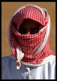 Omani boy near Al Kamil
