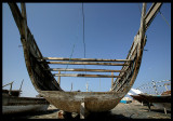 Building dhows in Sur (SO Muscat)