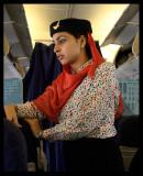 Flying Oman Air Between Muscat and Salalah