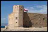 Mirbat (north of Salalah) - One of many Omanian Forts