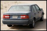 Typicall swedish dirty car!