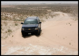 Driving in Sulaibiya