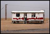 Small shop in western desert