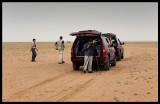 En route to Al Abraq