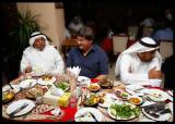 Staffan with famous Kuwait  birdwatchers