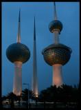 Kuwait Towers (Swedish designed!!)