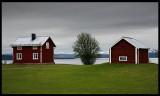 Living by Lake Kallsjön - Sweden 2007